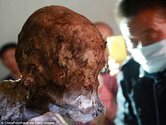 Công bố xác ướp của 'Phật sống' 94 tuổi tại Trung Quốc - ảnh 3