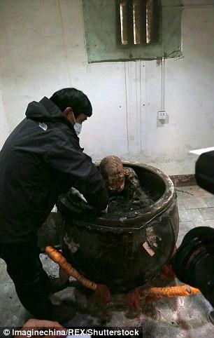 Công bố xác ướp của 'Phật sống' 94 tuổi tại Trung Quốc - ảnh 5