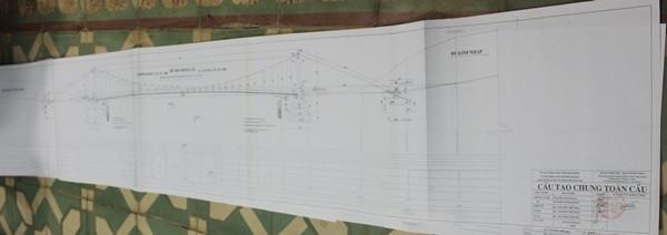 Dự án cầu treo xóm Nhạp bỏ hoang: Lỗi tại… sông Đà?! - ảnh 2