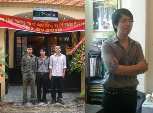 Quá khứ 'đau khổ' ít biết của triệu phú trẻ tuổi nhất Việt Nam - ảnh 3