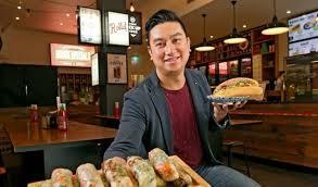 Chàng trai Việt giàu nhanh nhờ bán gỏi cuốn tại Australia - ảnh 1