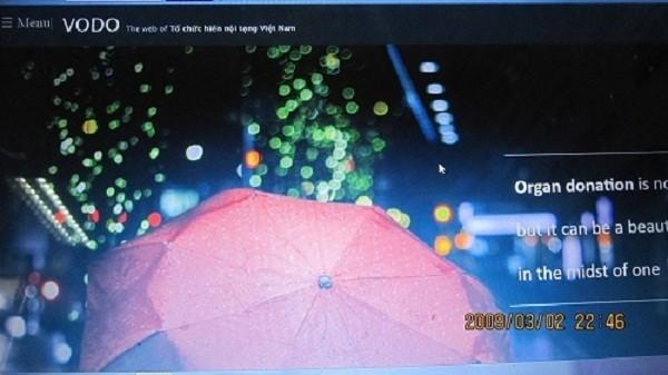 Bí ẩn 'trang web ma' vận động người dân cho, hiến nội tạng - ảnh 1