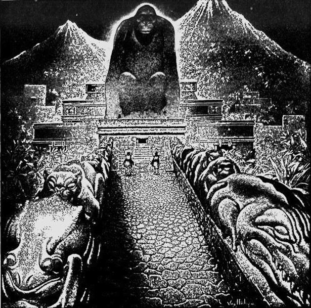 Khai quật thành phố đầy ắp vàng của 'Thần Khỉ' - ảnh 2