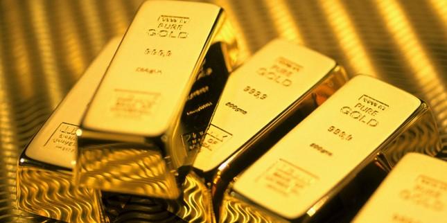 Giá vàng tăng phiên đầu tuần, giá USD ổn định - ảnh 1