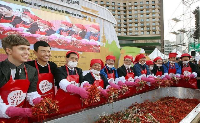 Khám phá lễ hội Kim Chi xứ sở Hàn Quốc - ảnh 2