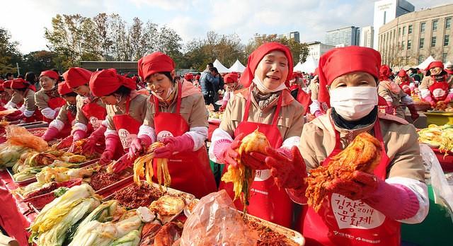 Khám phá lễ hội Kim Chi xứ sở Hàn Quốc - ảnh 1