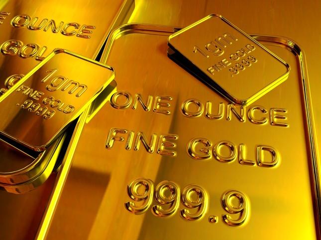Giá vàng tiến sát mốc 33 triệu đồng/lượng - ảnh 1