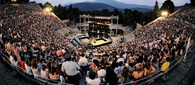 Kỹ thuật xây dựng bậc nhất của di chỉ khảo cổ Epidaurus - ảnh 7