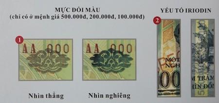 Đối phó với tiền giả qua cách nhận biết đơn giản - ảnh 4