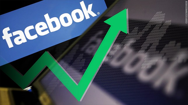 Facebook thu hẹp khoảng cách với Google bằng lợi nhuận 'khủng' - ảnh 1