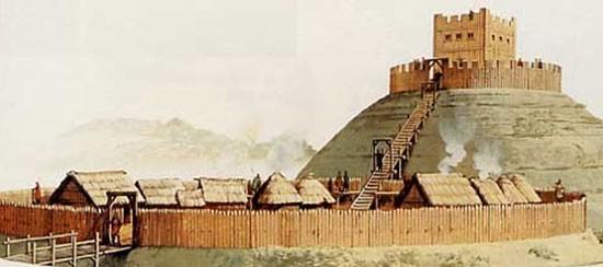 Sự thật thú vị về những lâu đài cổ ở Châu Âu - ảnh 1