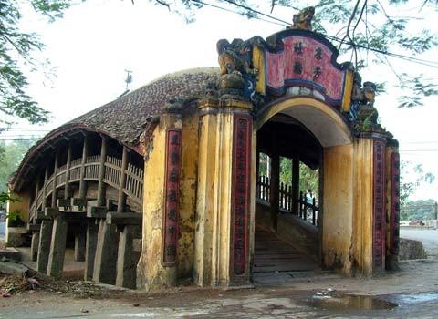 Cầu Ngói-chùa Lương: Kiến trúc cầu cổ đẹp nhất Việt Nam - ảnh 2