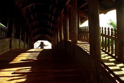 Cầu Ngói-chùa Lương: Kiến trúc cầu cổ đẹp nhất Việt Nam - ảnh 3