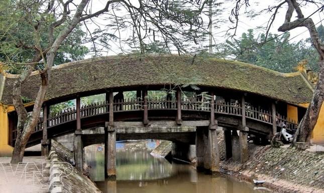 Cầu Ngói-chùa Lương: Kiến trúc cầu cổ đẹp nhất Việt Nam - ảnh 1