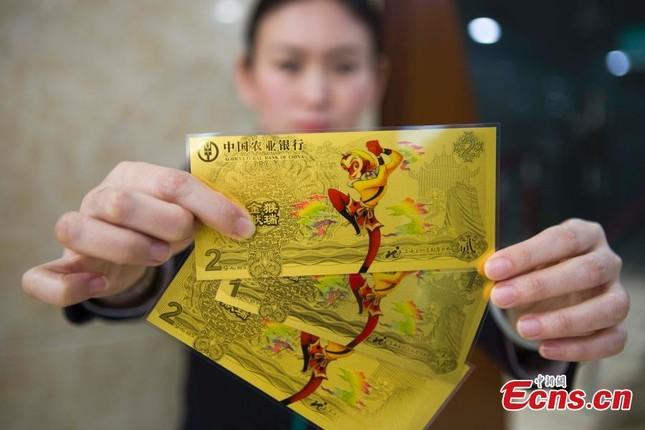 Hình ảnh Tôn Ngộ Không được in lên tiền Trung Quốc  - ảnh 2