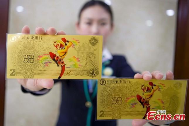 Hình ảnh Tôn Ngộ Không được in lên tiền Trung Quốc  - ảnh 3