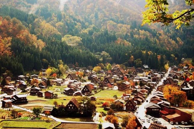 Khám phá làng cổ làng cổ Shirakawa-go và Gokayama ở Nhật - ảnh 6