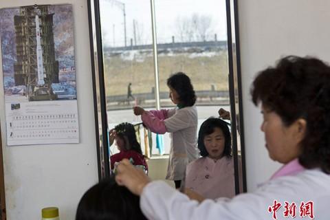 Kỳ lạ quy tắc để kiểu tóc ở đất nước Triều Tiên - ảnh 3