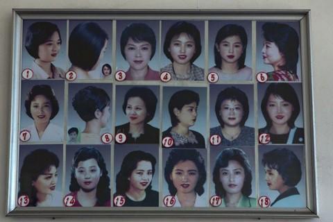 Kỳ lạ quy tắc để kiểu tóc ở đất nước Triều Tiên - ảnh 1