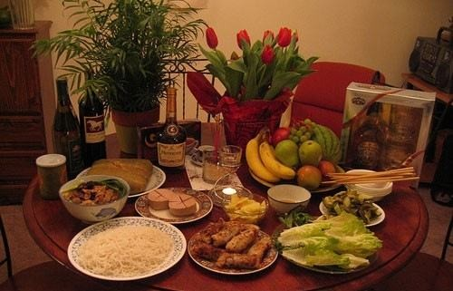 Ý nghĩa của bữa cơm Tất niên ngày cuối năm - ảnh 1