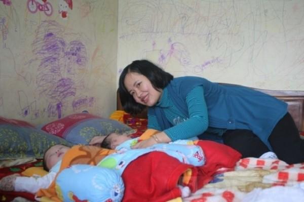 Nước mắt giao thừa của người vợ có con từ tinh trùng chồng đã mất - ảnh 1
