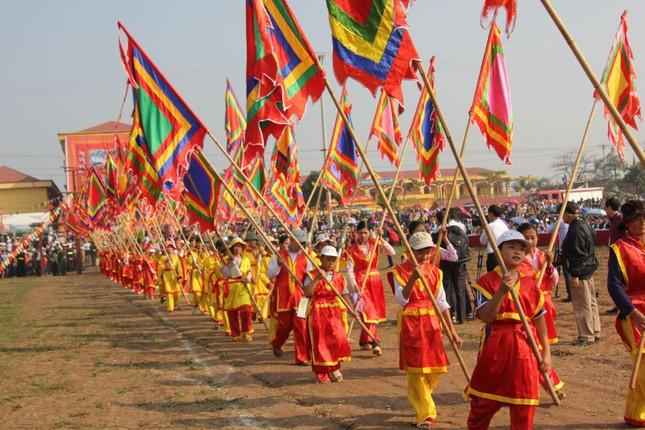 Hà Nam: Nô nức xem 'vua' cày ruộng đầu năm - ảnh 9