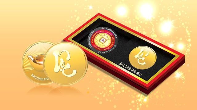 Ngày Thần Tài: Sacombank-SBJ tặng 'Lộc'may mắn - ảnh 1