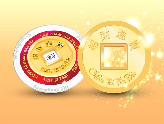 Ngày Thần Tài: Sacombank-SBJ tặng 'Lộc'may mắn - ảnh 2