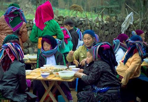 Tục cúng ma khô của người Mông ở Đồng Văn - ảnh 2