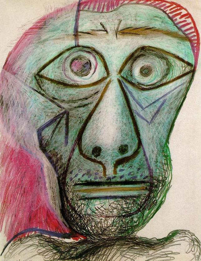 Chân dung tự họa của thiên tài Picasso - ảnh 11