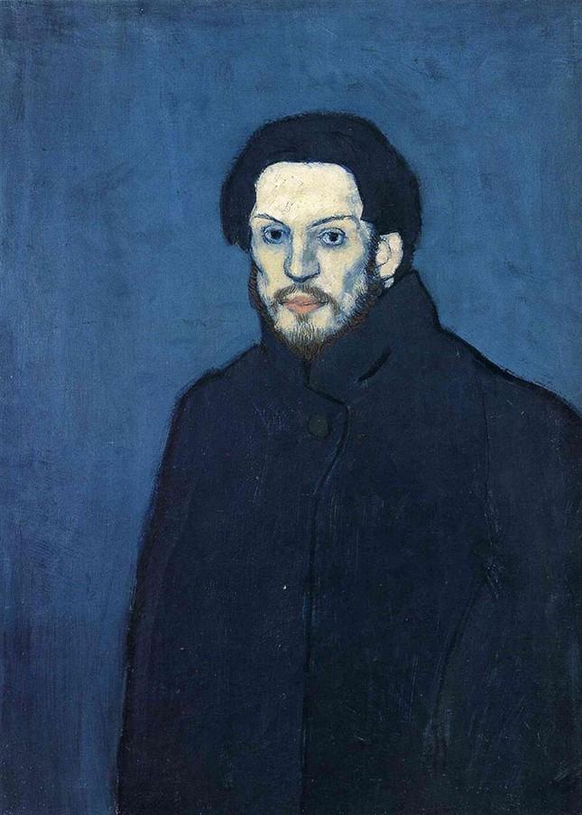 Chân dung tự họa của thiên tài Picasso - ảnh 3