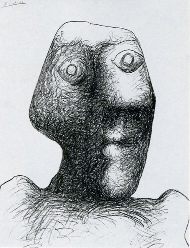 Chân dung tự họa của thiên tài Picasso - ảnh 12