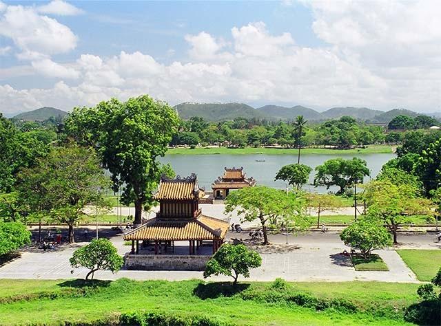 Những địa danh xuất hiện trên tờ tiền polime của Việt Nam - ảnh 4