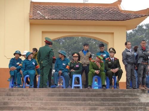 Không khí rộn ràng của Hội Lim trước giờ khai mạc - ảnh 4