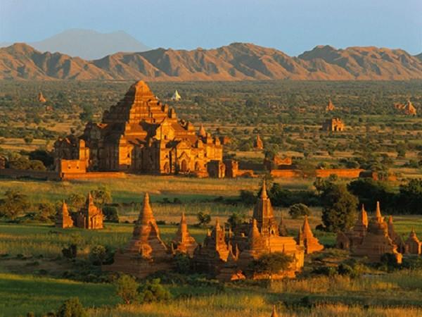 Vẻ đẹp và sự bí ẩn của thành phố cổ Bagan - ảnh 2