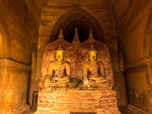 Vẻ đẹp và sự bí ẩn của thành phố cổ Bagan - ảnh 4