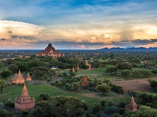 Vẻ đẹp và sự bí ẩn của thành phố cổ Bagan - ảnh 5