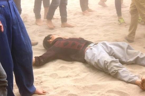 Chen lấn, hỗn loạn, ngất xỉu ở hội phết Hiền Quan - ảnh 4