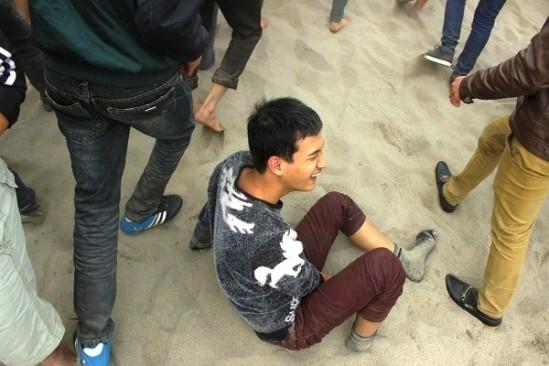 Chen lấn, hỗn loạn, ngất xỉu ở hội phết Hiền Quan - ảnh 14