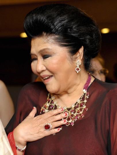 Bí mật khó tin của đệ nhất phu nhân cố Tổng thống Philippines - ảnh 1