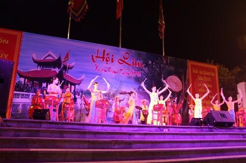Tưng bừng khai mạc Hội Lim 2016 - ảnh 2