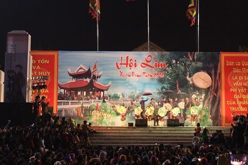 Tưng bừng khai mạc Hội Lim 2016 - ảnh 3
