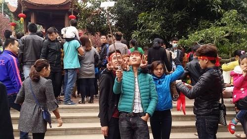 Hội Lim 2016 thay đổi tích cực trong mắt du khách - ảnh 4