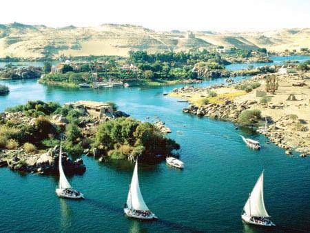 Kỳ lạ lễ hội chỉ mong ngóng ngập lụt của người Ai Cập - ảnh 1