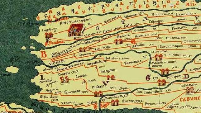 Tìm thấy bản đồ chìa khóa giải mã đế chế cổ bằng da voi ma mút - ảnh 2