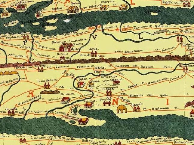 Tìm thấy bản đồ chìa khóa giải mã đế chế cổ bằng da voi ma mút - ảnh 1