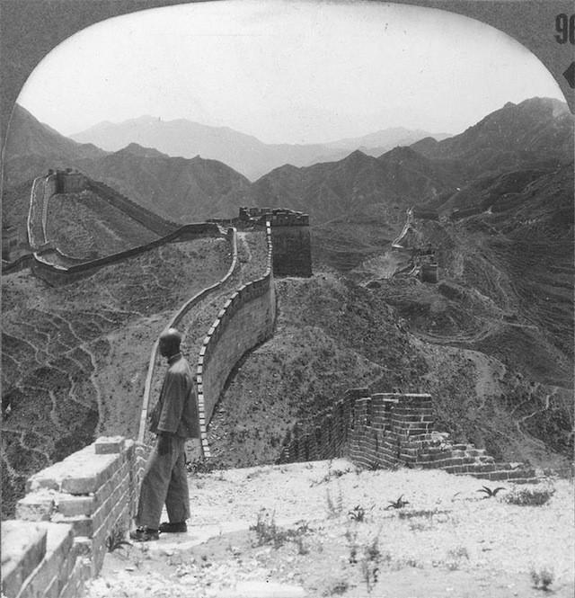 Trung Quốc cuốn hút trong bộ ảnh đen trắng thập niên 1930 - ảnh 1