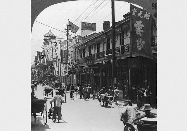 Trung Quốc cuốn hút trong bộ ảnh đen trắng thập niên 1930 - ảnh 16