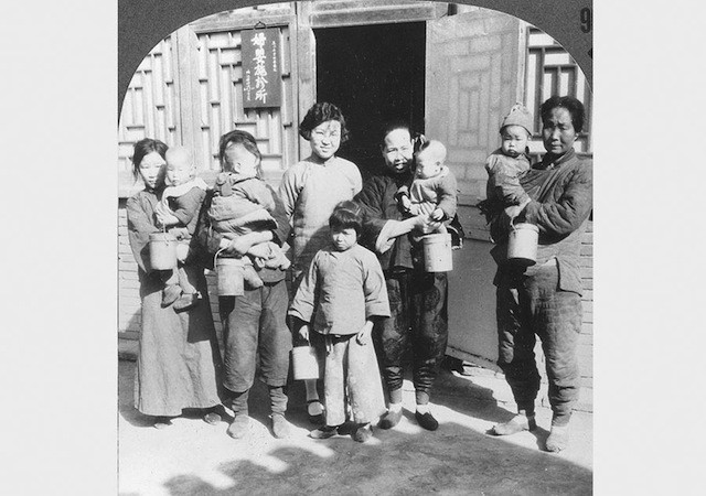 Trung Quốc cuốn hút trong bộ ảnh đen trắng thập niên 1930 - ảnh 17