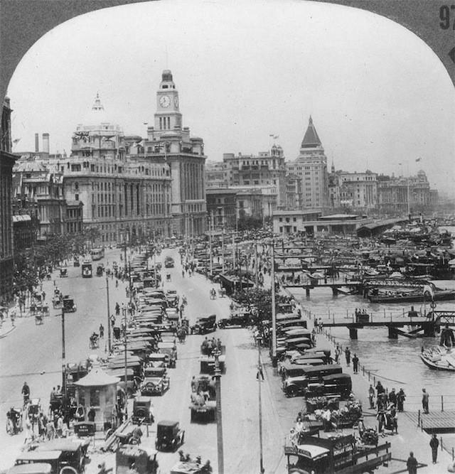 Trung Quốc cuốn hút trong bộ ảnh đen trắng thập niên 1930 - ảnh 2